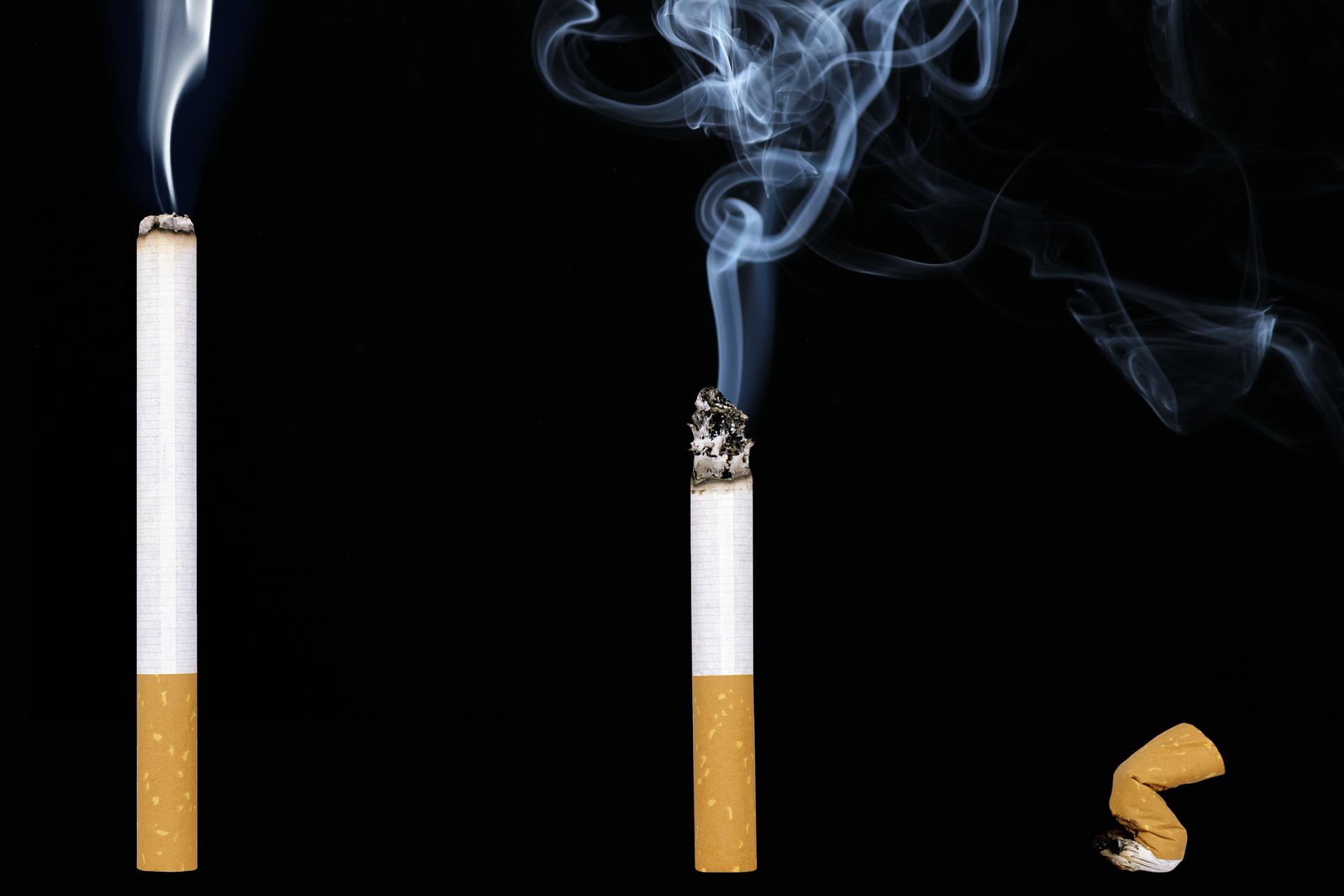 dohányzásellenes történelem